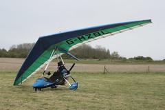 G-MZBL Mainair Blade [1080-0496-7] Popham 050512