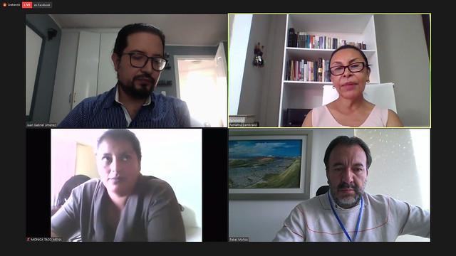 COMISIÓN DE FISCALIZACIÓN. (SEGUNDA). VIRTUAL. ECUADOR, 07 DE ABRIL DEL 2021