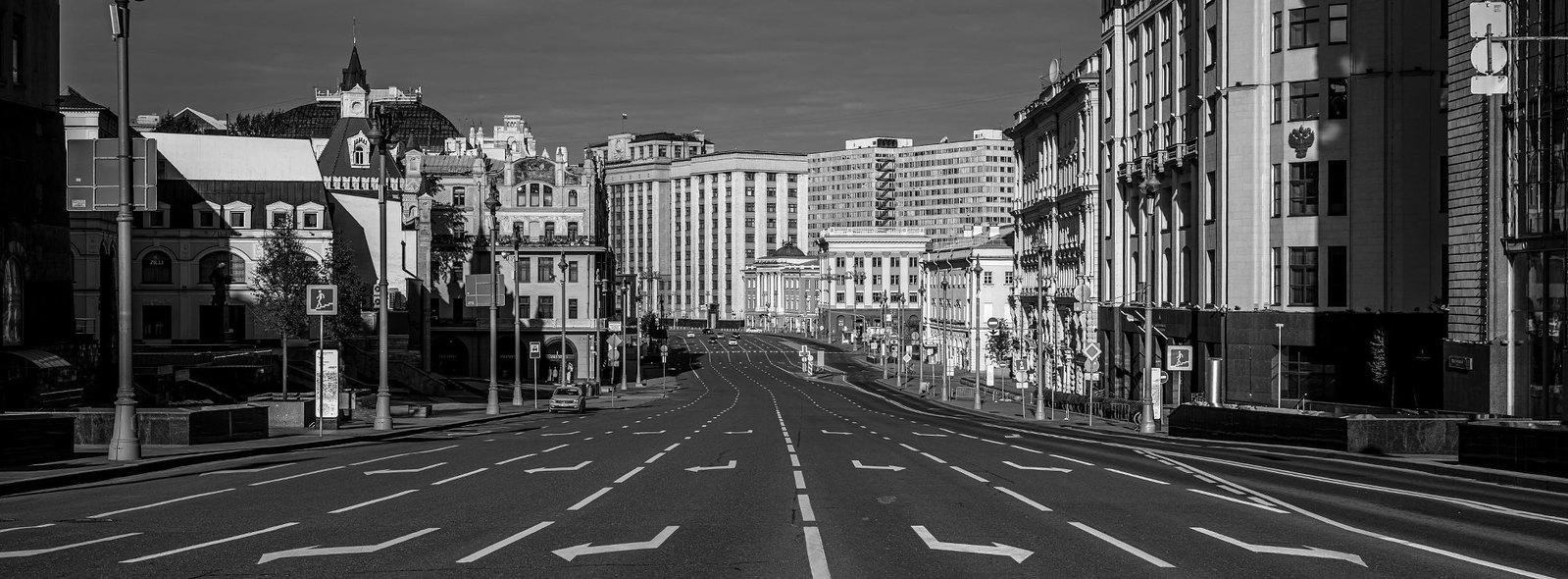 Театральный проезд, здание Государственной Думы