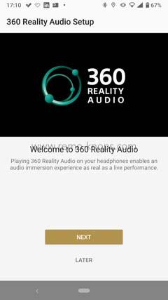 Sony Headphones Connect App 171034
