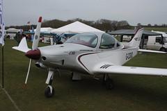 G-CGVO Alpi Aviation Pioneer [LAA 364-15006] Popham 050512