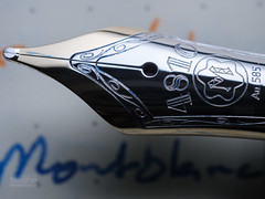 Montblanc Meisterstuck 146 LeGrand fountain pen