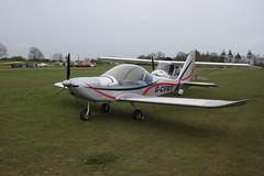 G-CFRT Evektor EV-97 [2008-3224] Popham 050512