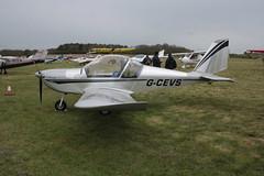 G-CEVS Evektor EV-97 [2007-3102] Popham 050512