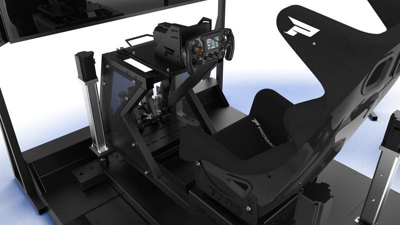 ProSimu T7 Pro Simulator Cockpit
