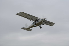 G-CDRO Comco Ikarus C-42 [0507-6750] Popham 050512