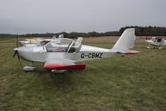 G-CBMZ Evektor EV-97 [2001-1136] Popham 050512