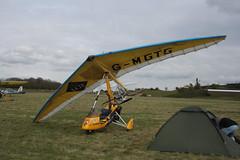 G-MGTG Solar Wings Pegasus [7369A] Popham 050512