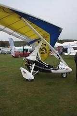 G-CHFO P&M Aviation Quik [8611] Popham 050512
