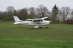 G-OJAG Cessna 172S [172S-9794] Popham 050512