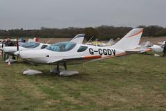 G-CGDV Czech Sport Aircraft SportCruiser [09SC285] Popham 050512