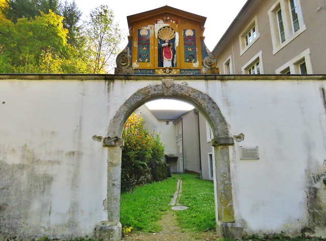 Ermitage, Saint-Ursanne, Switzerland **EXPLORED**