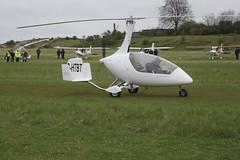 G-HTBT AutoGyro Europe Calidus09 [RSUK CALS 009] Popham 050512