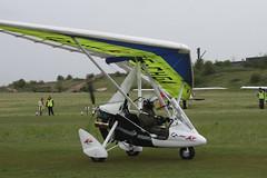 G-CHGA P&M Aviation Quik [8603] Popham 050512