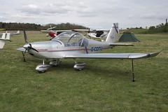 G-CDTU Evektor EV-97 [2005-2522] Popham 050512