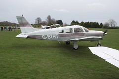 G-BTRT Piper PA-28R-200 [28R-7535270] Popham 050512