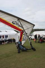G-CGIE Flylight Airsports Dragonfly - Aeros Combat [052] Popham 050512