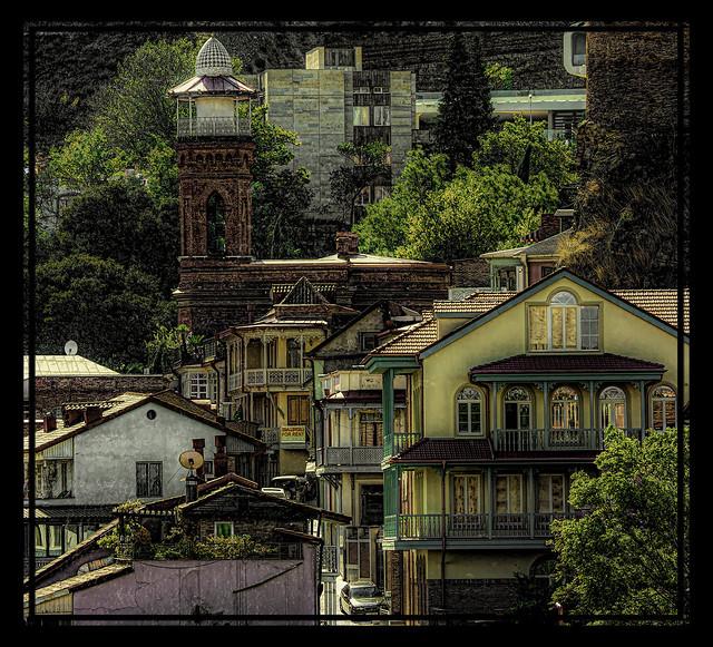GEORGIA: Old Tbilisi