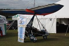 G-CDVO P&M Aviation Quik [8147] Popham 050512