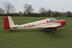 G-BUIH Slingsby T.61F [1876] Popham 050512
