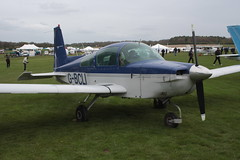 G-BCLI American Aviation AA-5 [0643] Popham 050512