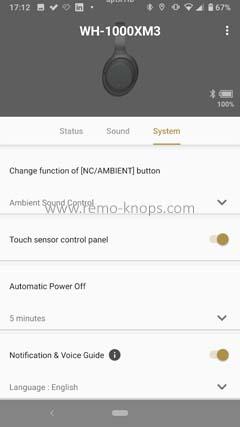 Sony Headphones Connect App 171237