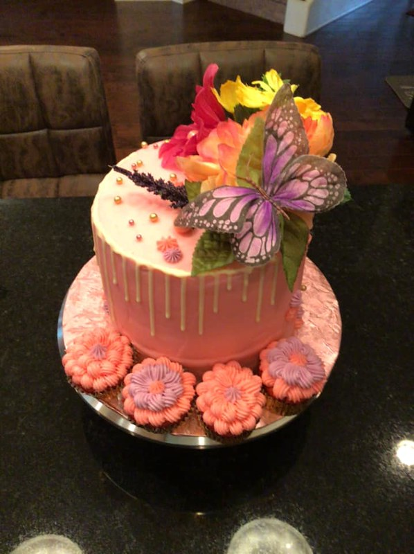 Cake by The Cake Encounter