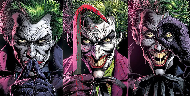 Batman Tres Jokers