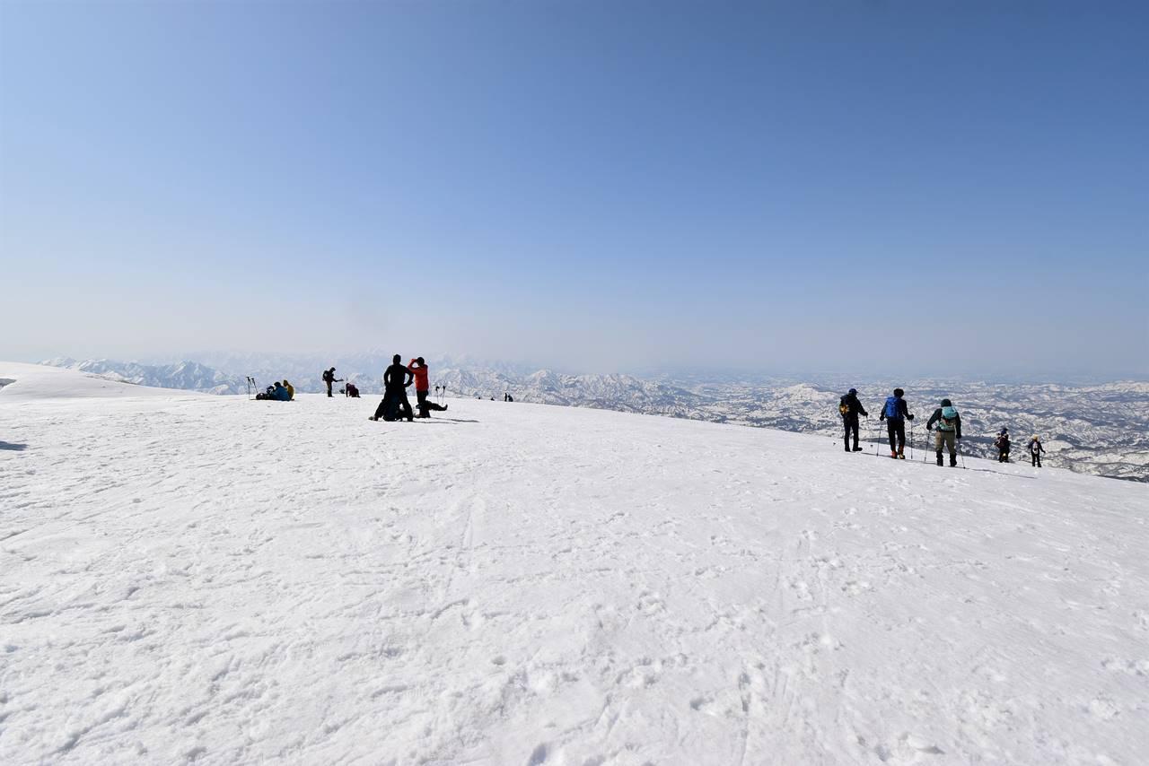【新潟】残雪の守門岳 日帰り雪山登山