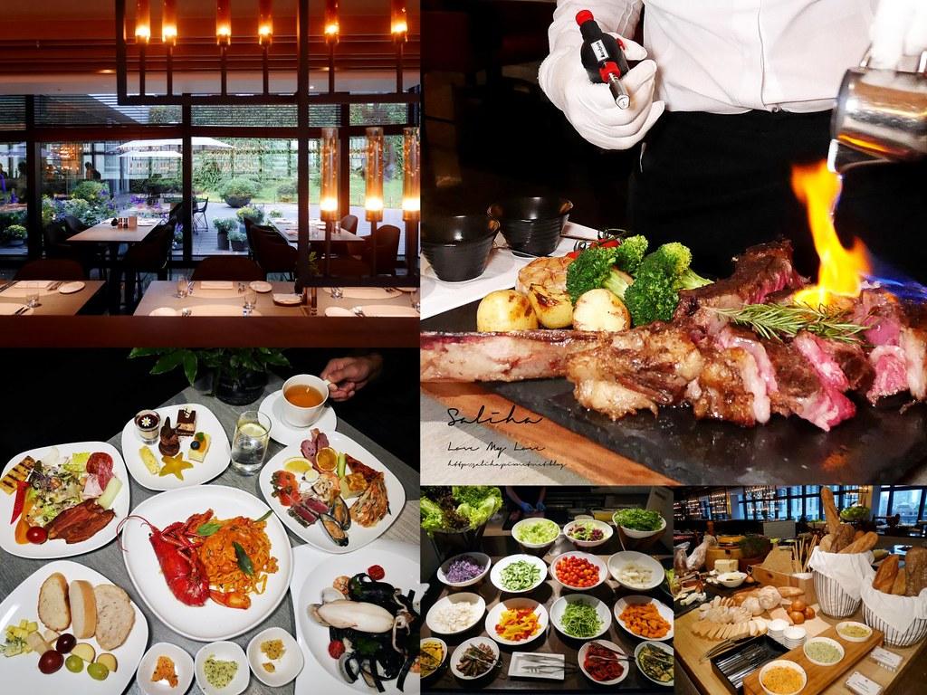 台北浪漫餐廳推薦寒舍艾麗酒店LA FARFALLA義式餐廳適合約會慶生信義區美食高級餐廳 (3)
