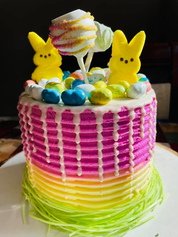 Cake by Tee Treats