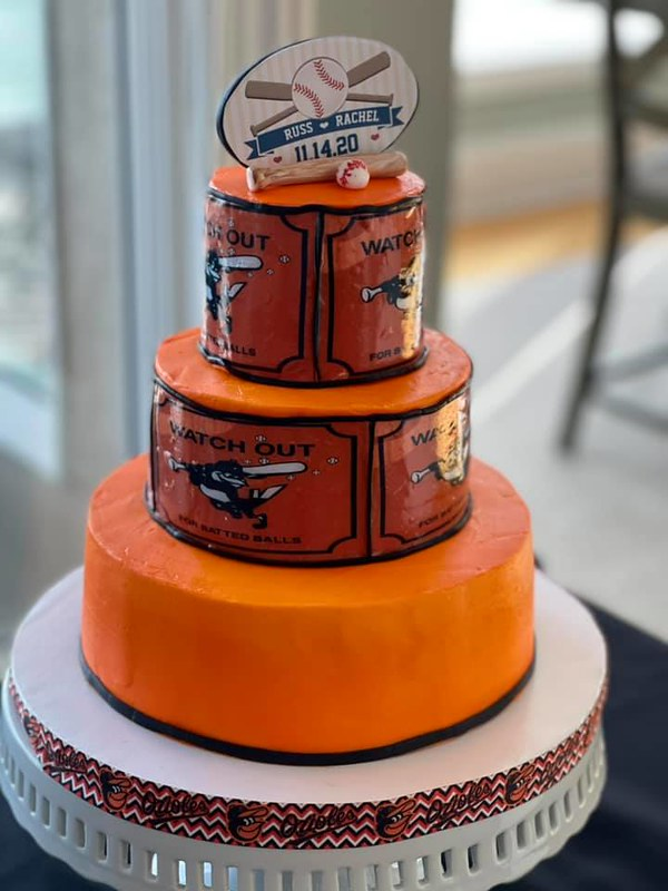 Cake by Let Them Eat My Cake