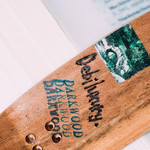 Darkwood Fingerboards - Split in your face