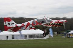 G-RAIG Scottish Aviation SA.120-101 [146] Popham 050512