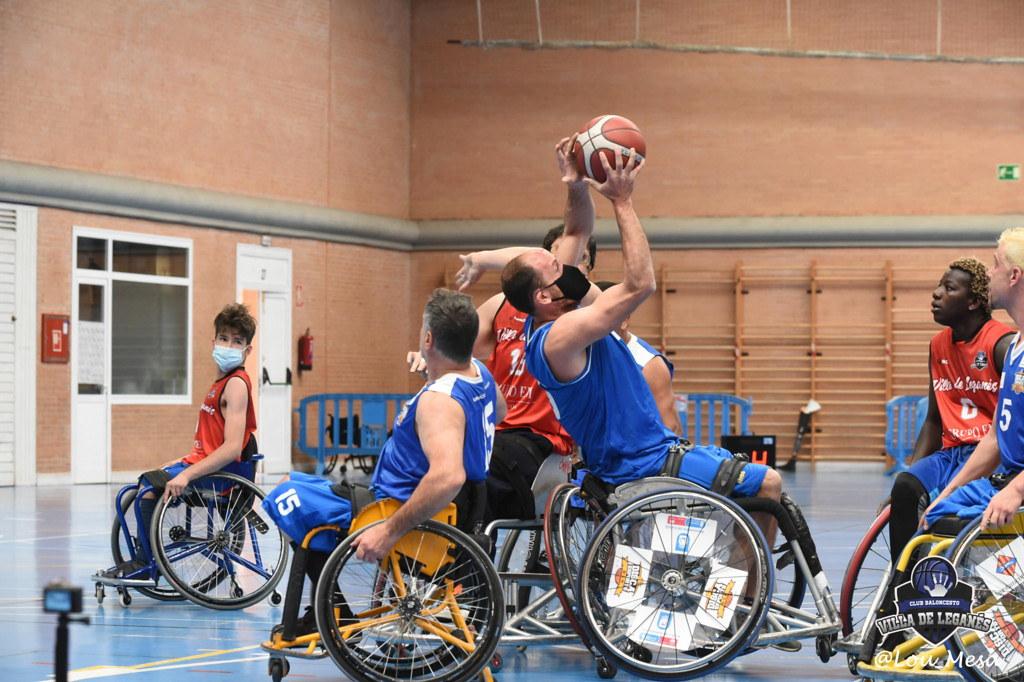 08/04/2021- DiscaEsports - Bàsquet Calvià