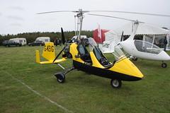 G-KEVG AutoGyro Europe MT-03 [RSUK MT-03 031] Popham 050512