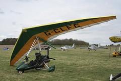 G-CLFC Mainair Blade [1324-0502-7] Popham 050512