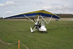 G-CGOB P&M Aviation Quik [8517] Popham 050512
