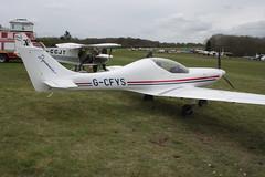 G-CFYS Aerospool WT-9 [DY298-2009] Popham 050512