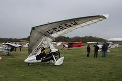 G-CEGW P&M Aviation Quik [8223] Popham 050512