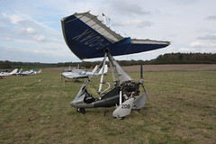G-CDAX P&M Aviation Pegasus [8068] Popham 050512