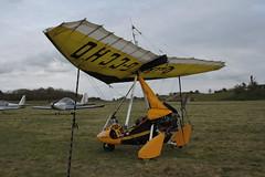 G-CCHO P&M Aviation Pegasus [7968] Popham 050512