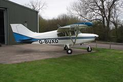 G-BUXD Maule MXT-7160 [17001C] Popham 050512