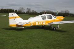 G-BAKW Beagle B121-150 [B175] Popham 050512