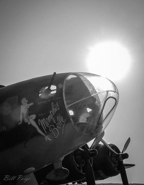 The B-17 Memphis-Belle