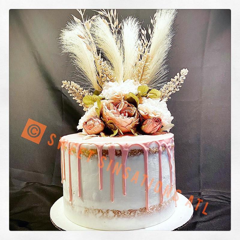 Cake by Sweet SinSations Atl