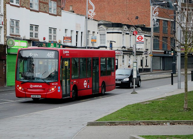 Arriva London - ENL92 - GN58BUU
