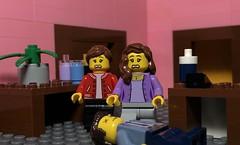 LEGO Charmed 1x22 - De Ja Vu All Over Again