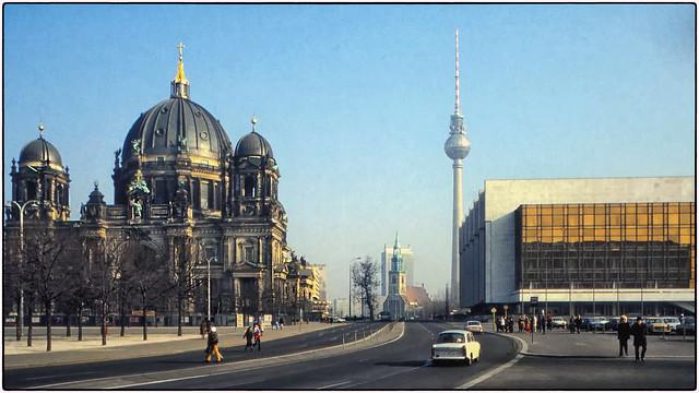 Nachtrag – Berlin DDR 1984 • Dom, Fernsehturm, Hotel Stadt Berlin & Palast der Republik