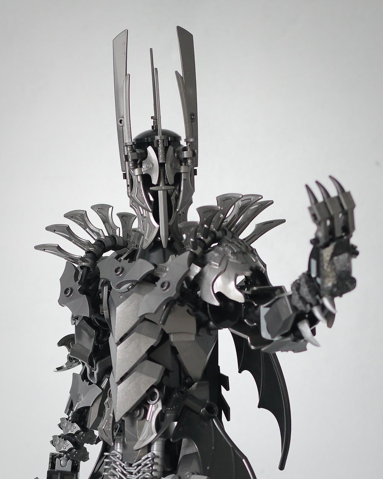 Sauron in Gorgoroth 🔥🔥🔥